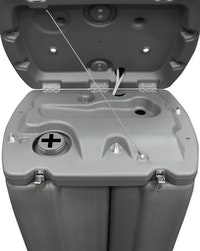 Satellite | PolyPortables Expands Production Capacity With Tag 4 Hand-Wash Station
