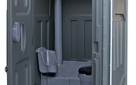 Portable Restrooms - Satellite | PolyPortables Axxis