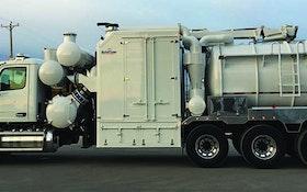 Hydroexcavators - SchellVac Equipment 2600 Series Combination Hydrovac