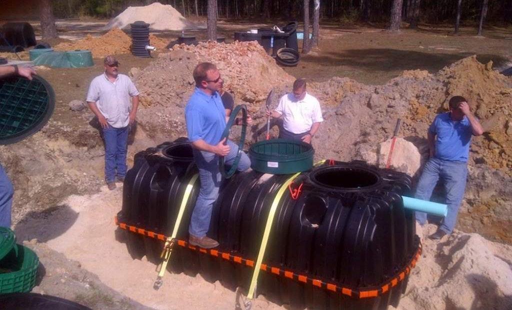 Methods to Prevent Septic Tank Floatation