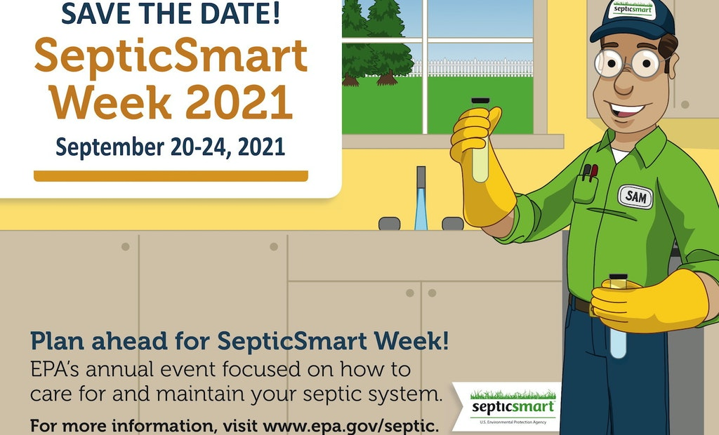 Reach Out to Your Community During SepticSmart Week