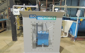 Illinois Membrane Bioreactor Training Conducted With Donated Unit