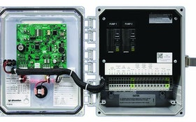 SJE-Rhombus data logging control panel