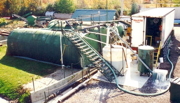 Sludge processing plant design worth the effort