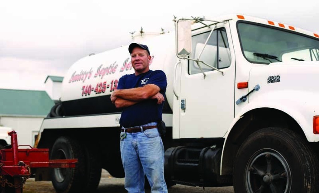 'Pay As You Grow' is the Business Philosophy of This Pumper