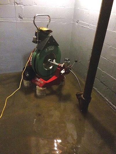 Business Diversification — Sewer and Drain Maintenance