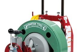 Cable Drain Cleaning Machines - Spartan Tool Model 300
