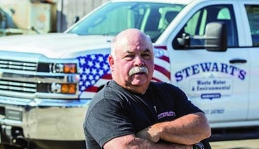 Stewart's Septic Takes Control of Septic and Grease Treatment
