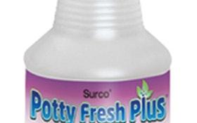 Odor Control - Surco Portable Sanitation Products Potty Fresh Pump Spray Deodorant