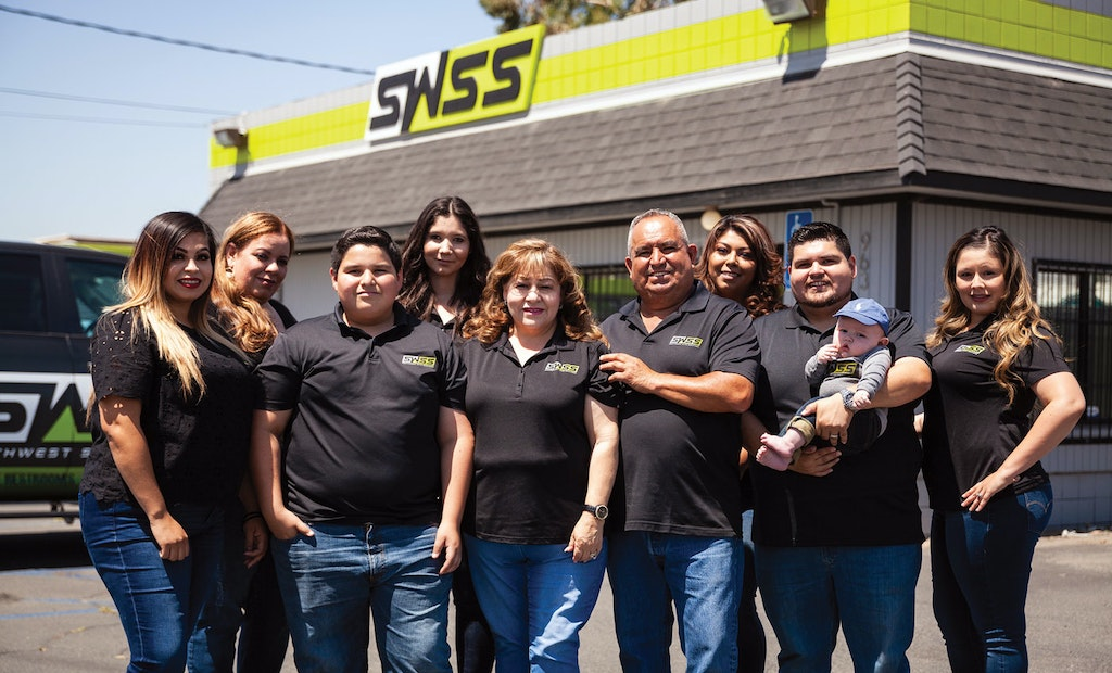 The Morales Family Recognized Changes in the Demand for Its Products and Took Action