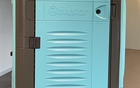 Portable Restrooms - T blustar RapidLoo PRO
