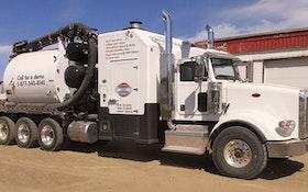 Hydroexcavators - Tornado Global Hydrovacs F3 ECO