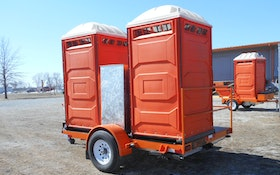 Tow-Let Debuts New Twin Flush Trailer