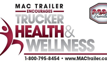 MAC Trailer Teams With Foundation to Support Driver Health