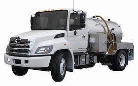 Service Vehicles - TruckXpress 1,600-gallon restroom truck