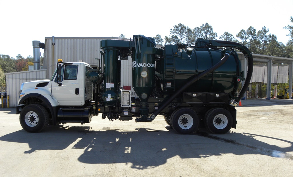 What Type of Vacuum Truck is Right for You?