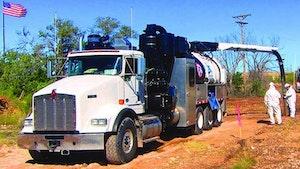 Excavation Equipment - Vactor HXX HydroExcavator