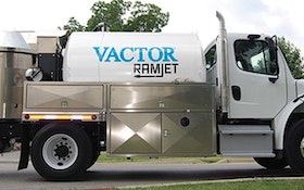 Jetters - Vactor Manufacturing RamJet 850 Series