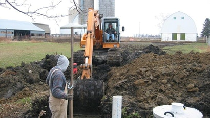 Keys to Watertight Septic Piping: Cutting and Embedment