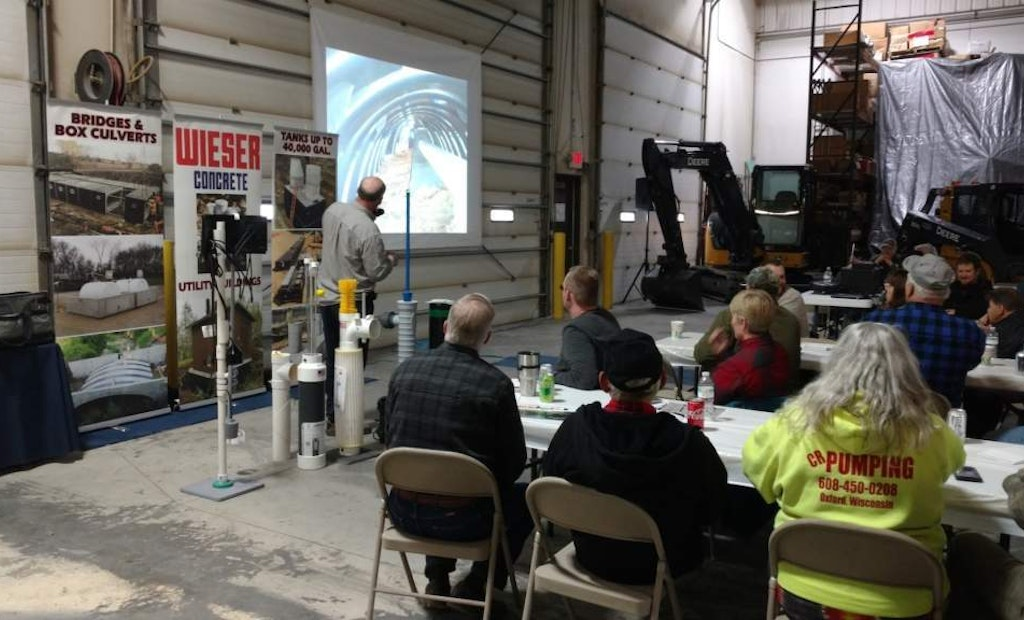 Wieser Concrete Announces 2019 Septic Training Schedule