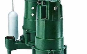 Pumps - Zoeller Pump Company Shark Fractional Horsepower Grinder Series