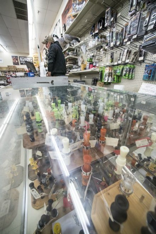 Material, configuration (number of reeds) and price will all be factors in a customer's decision about which duck call to buy. Be sure to stock a variety in all categories.