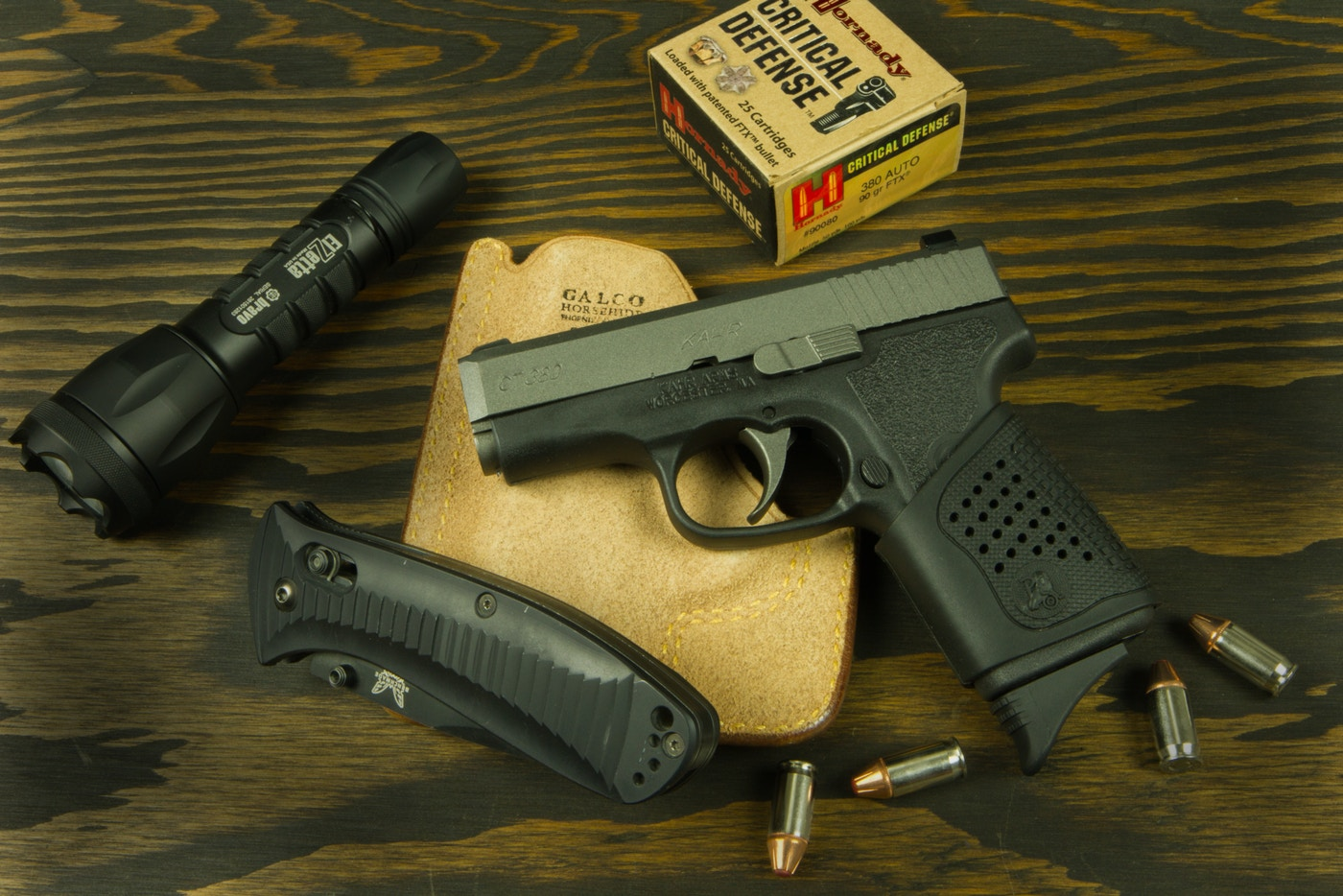 We review the Kahr CT380 | Shooting Sports Retailer