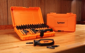 Lyman Master Gunsmith Tool Kits Are Now in Stock