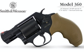 Smith & Wesson adds Model 360 revolver to J-Frame lineup