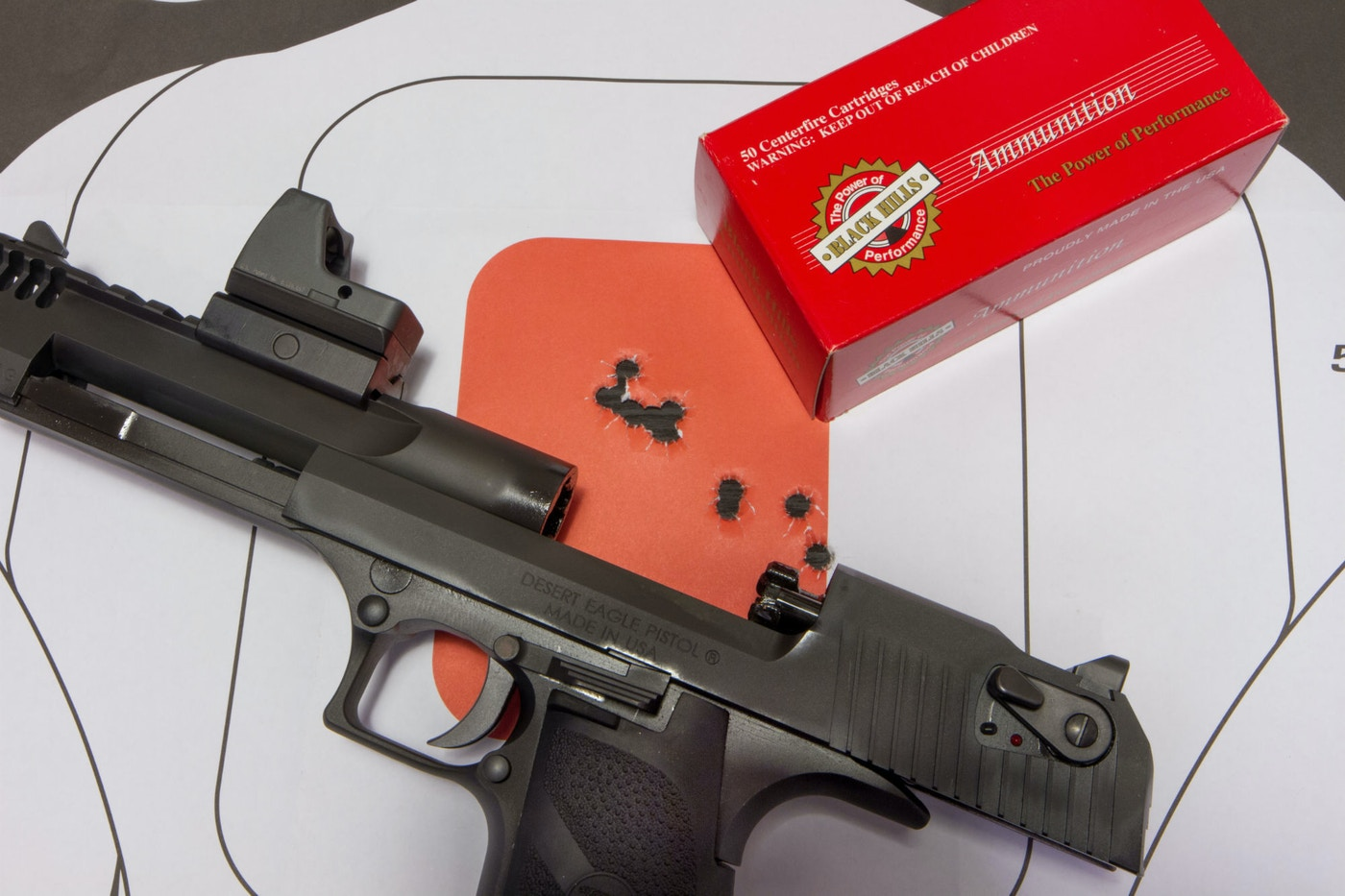 Magnum Research Desert Eagle Mark XIX in… | Shooting Sports