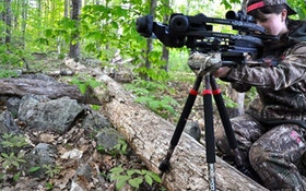 Selling Shooting Rests to Hunters