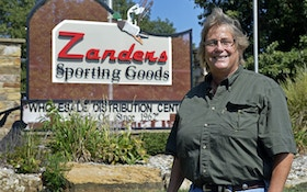 Glenda Zanders inducted into the Illinois Outdoor Hall of Fame