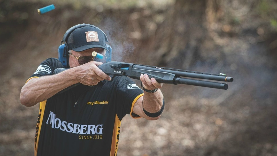 Mossberg: Sure and Steady