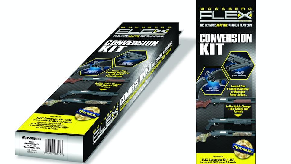 Mossberg Introduces FLEX Conversion Kits