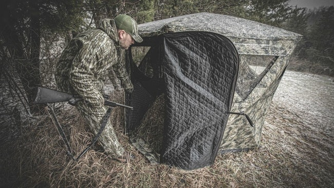 Ameristep Has a 'Blind Spot' for Hunters