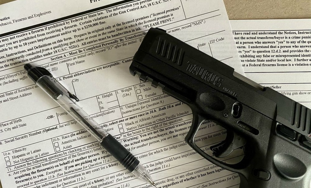 ATF Announces Release of New Form 4473