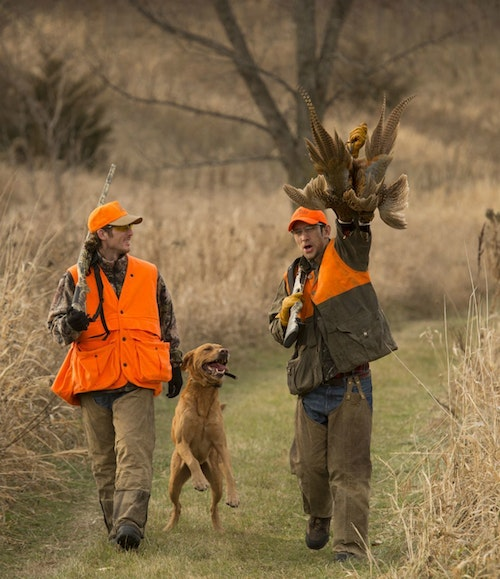 Brush pants and chaps will sell to upland hunters. Toughness is the key attribute, but light weight is appreciated, too.
