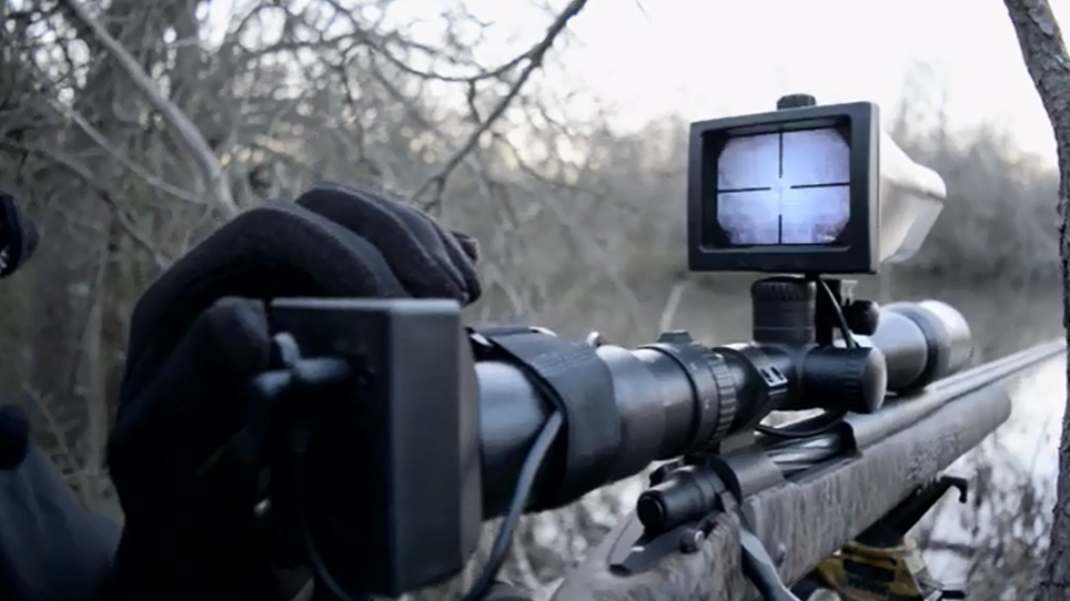 NiteSite releases new RTEK night-vision scopes