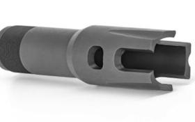 AAC Brakeout 2.0 SG12 Mitigates Aggressive Muzzle Signature
