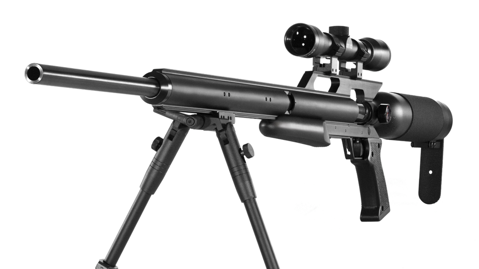 Are You Set Up to Sell Big Bore Airguns to Hunters?