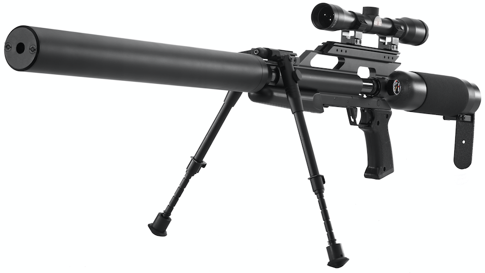 Capitalizing on the Power and Margins of Airguns