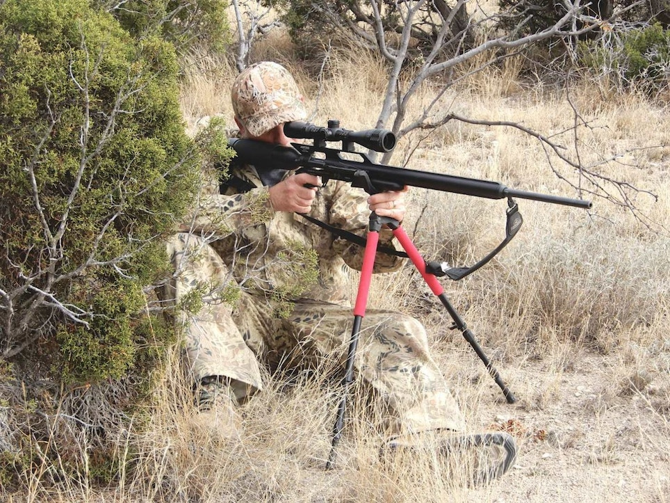 Home Grown Big-Bore Airguns