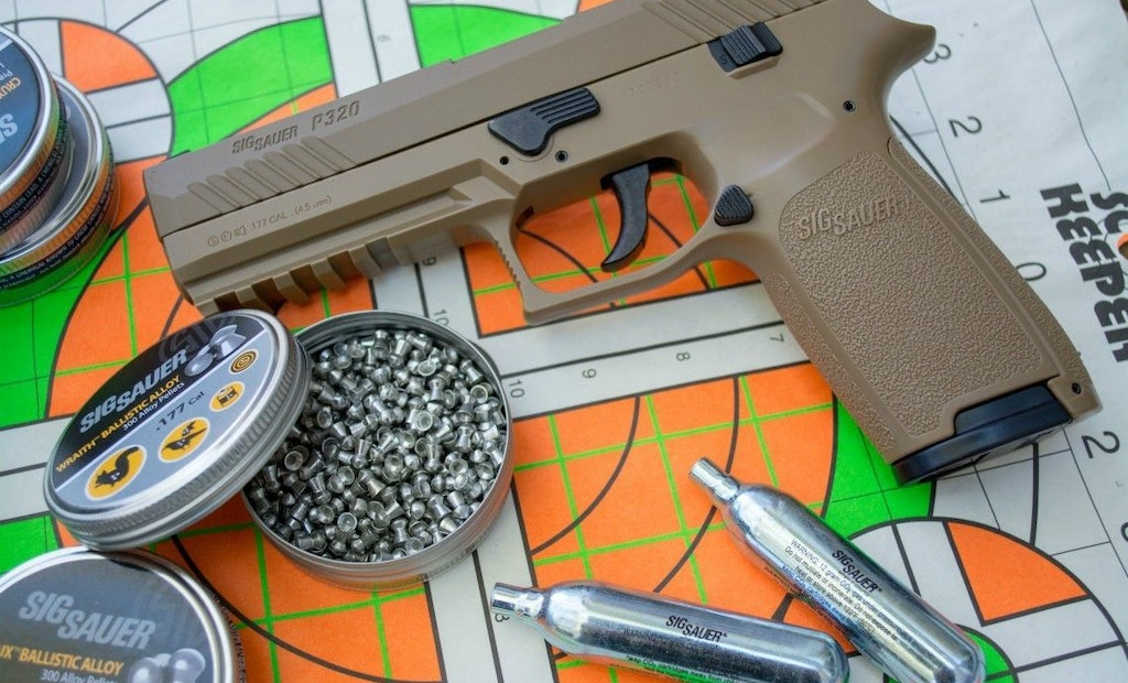 Modern Airguns Don't Need Powder To Pack a Punch