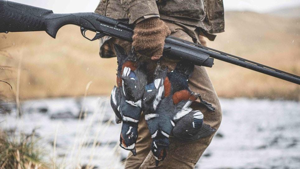 Waterfowl Shotguns