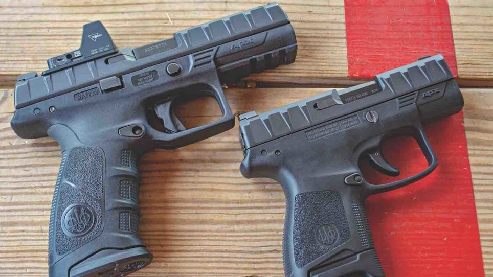 Review: Beretta APX Carry