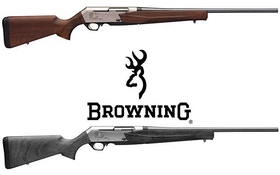 Browning Upgrades BAR Rifle Line