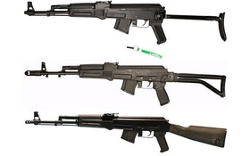 Arsenal Releases Trio Of 7.62x39mm CA Compliant Rifles