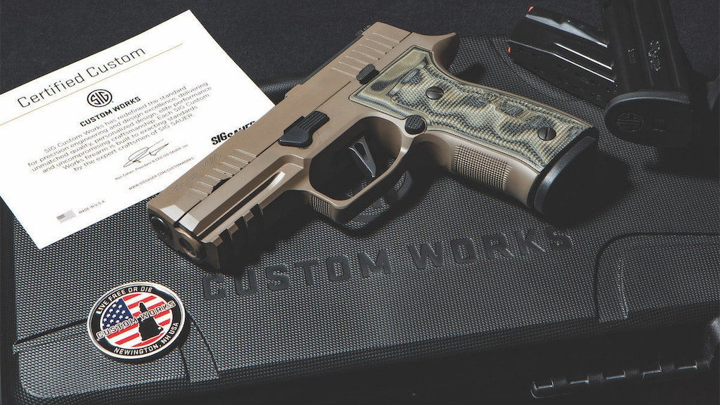 Sig Delivers a Custom Experience