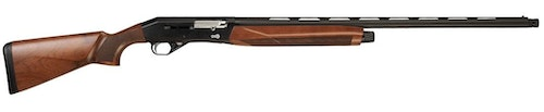 The new CZ-USA 1012 semi-automatic shotgun is the company's newest model and features a gasless inertia system.
