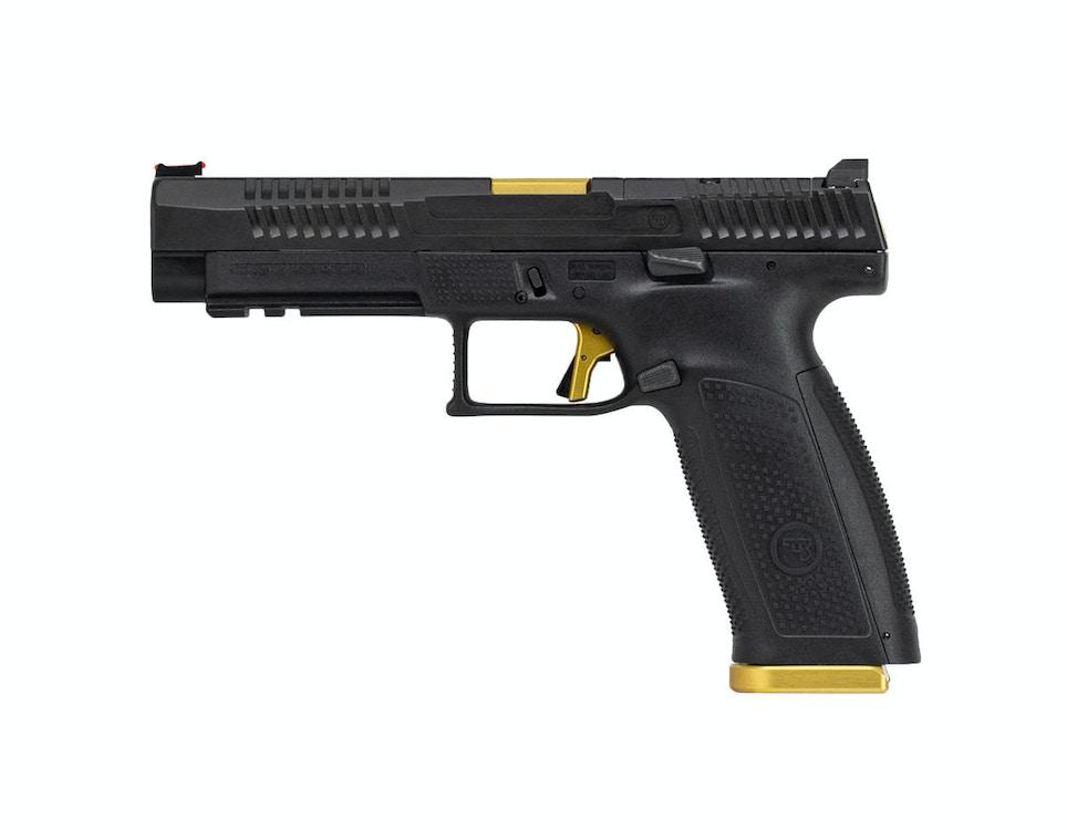 CZ-USA P-10 F Competition-Ready Striker Pistol